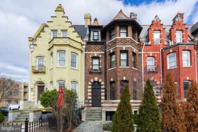 1335 Harvard Street NW UNIT 1, Washington, DC 20009 - MLS#: DCDC456520
