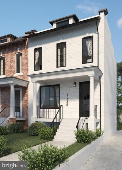 1236 Ingraham Street NW, Washington, DC 20011 - MLS#: DCDC456676