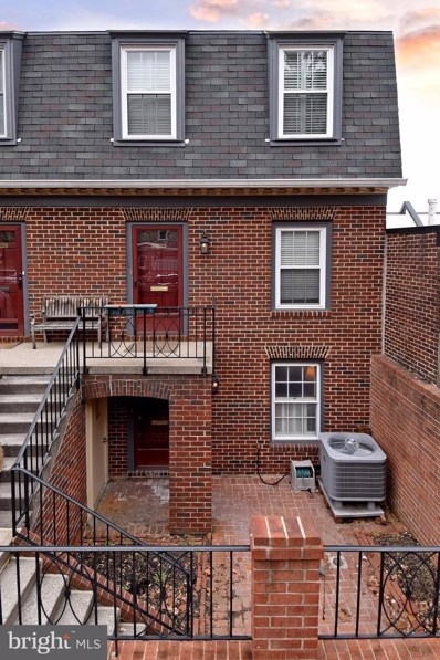 1654 Beekman Place NW UNIT D, Washington, DC 20009 - #: DCDC456802
