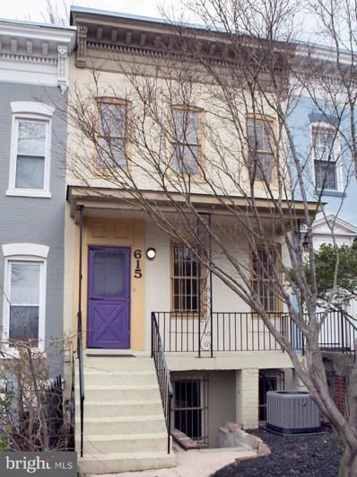 615 10TH Street NE, Washington, DC 20002 - MLS#: DCDC458266