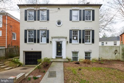 5226 Klingle Street NW, Washington, DC 20016 - MLS#: DCDC458284