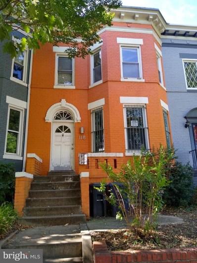 118 15TH Street NE, Washington, DC 20002 - #: DCDC458538