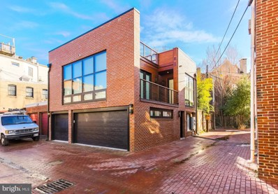 1310 Kingman Carriage House Alley NW, Washington, DC 20005 - MLS#: DCDC459048