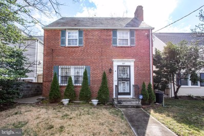 227 Quackenbos Street NE, Washington, DC 20011 - #: DCDC459438