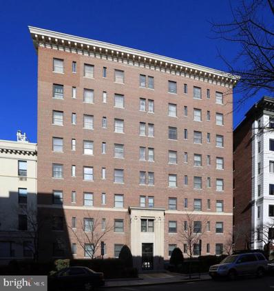 2127 California Street NW UNIT 601, Washington, DC 20008 - #: DCDC459992