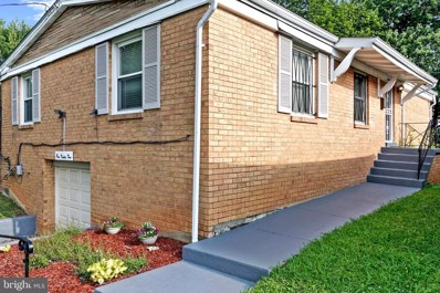 922 Hilltop Terrace SE, Washington, DC 20019 - #: DCDC460040