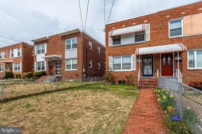 506 Oglethorpe Street NE, Washington, DC 20011 - #: DCDC461098