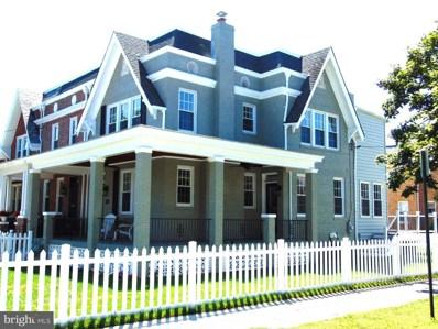 526 NW Oglethorpe Street NW, Washington, DC 20011 - #: DCDC461114