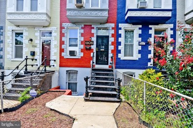 1106 8TH Street NE, Washington, DC 20002 - #: DCDC461512