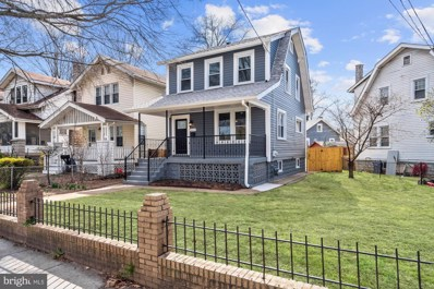 3630 S Dakota Avenue NE, Washington, DC 20018 - #: DCDC461600