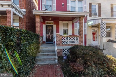 4317 8TH Street NW, Washington, DC 20011 - #: DCDC461822