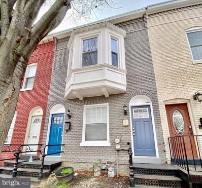 18 Bates Street NW UNIT 2, Washington, DC 20001 - MLS#: DCDC461846