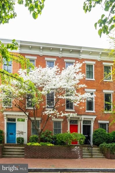 1414 Corcoran Street NW, Washington, DC 20009 - MLS#: DCDC462896