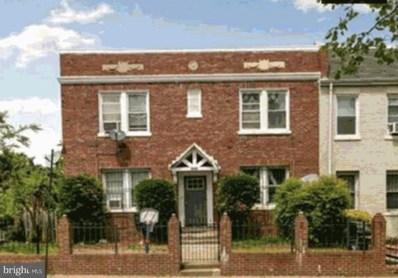 1600 Isherwood Street NE, Washington, DC 20002 - #: DCDC463402
