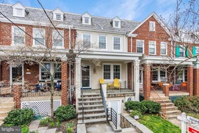 3913 Benton Street NW, Washington, DC 20007 - #: DCDC463694