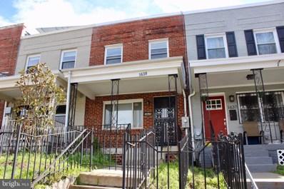 1639 Lang Place NE, Washington, DC 20002 - #: DCDC464208