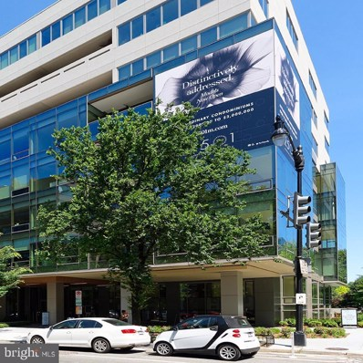 2501 M Street NW UNIT T08, Washington, DC 20037 - MLS#: DCDC466794