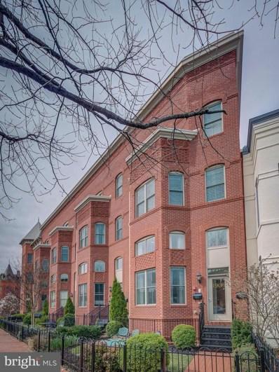 1908 Vermont Avenue NW UNIT UNIT A, Washington, DC 20001 - MLS#: DCDC466946