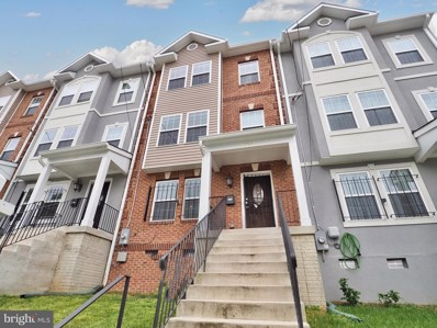 1743 W Street SE, Washington, DC 20020 - #: DCDC467422