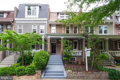 1323 Taylor Street NW, Washington, DC 20011 - #: DCDC467500