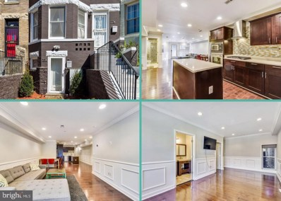 22 T Street NE UNIT A, Washington, DC 20002 - MLS#: DCDC468368
