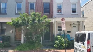 336 Oakdale Place NW, Washington, DC 20001 - #: DCDC468506