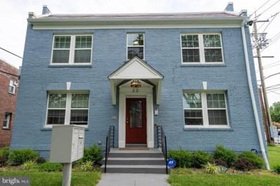 22 Gallatin Street NE UNIT B, Washington, DC 20011 - #: DCDC471760