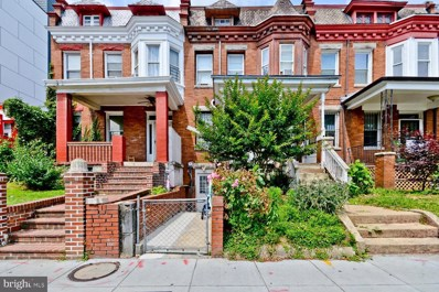 3922 14TH Street NW, Washington, DC 20011 - #: DCDC473628