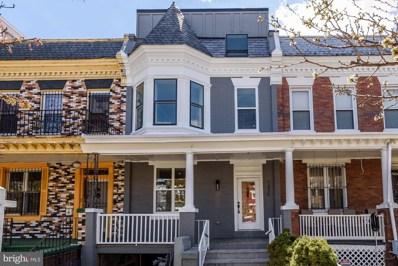 1356 Newton Street NW UNIT A, Washington, DC 20010 - #: DCDC476020