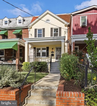 4924 3RD Street NW, Washington, DC 20011 - MLS#: DCDC476198