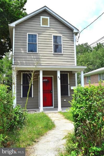 3113 20TH Street SE, Washington, DC 20020 - #: DCDC478024