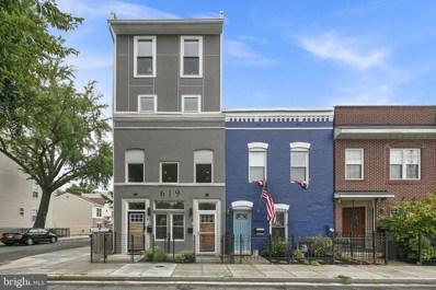 619 16TH Street NE UNIT A, Washington, DC 20002 - #: DCDC479022