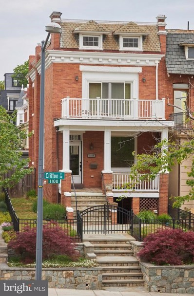 1119 Clifton Street NW, Washington, DC 20009 - MLS#: DCDC479322