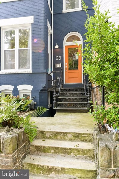 28 Quincy Place NW, Washington, DC 20001 - #: DCDC484804