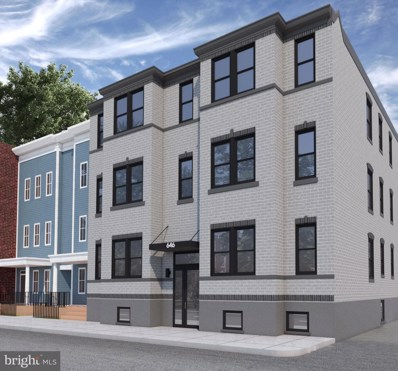 646 Newton Place NW UNIT E, Washington, DC 20010 - MLS#: DCDC485010