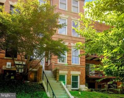 1682 Irving Street NW UNIT 1, Washington, DC 20010 - MLS#: DCDC485692