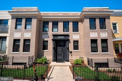 3606 Rock Creek Church Road NW UNIT 101, Washington, DC 20010 - #: DCDC487058