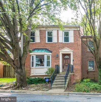 1128 Shepherd Road NW, Washington, DC 20012 - #: DCDC487310
