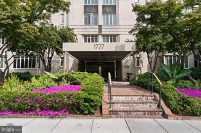 1727 Massachusetts Avenue NW UNIT 208, Washington, DC 20036 - #: DCDC487340
