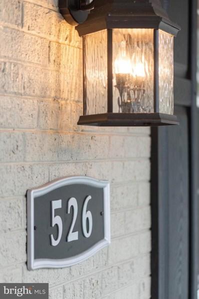 526 Oglethorpe Street NW, Washington, DC 20011 - #: DCDC487712