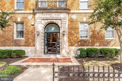 1417 NW Newton Street NW UNIT 103, Washington, DC 20010 - MLS#: DCDC490390