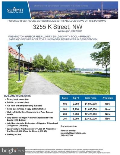 3245 K Street NW UNIT C1, Washington, DC 20007 - #: DCDC490478