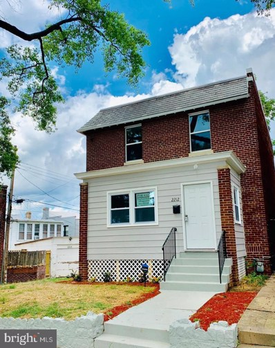 2212 Naylor Road SE, Washington, DC 20020 - #: DCDC491378