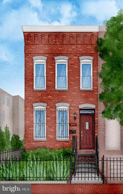 1805 5TH Street NW, Washington, DC 20001 - #: DCDC491780