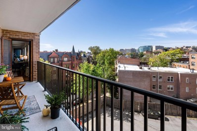 1816 New Hampshire Avenue NW UNIT 610, Washington, DC 20009 - MLS#: DCDC492454