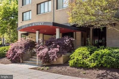 2201 L Street NW UNIT 804, Washington, DC 20037 - MLS#: DCDC493114