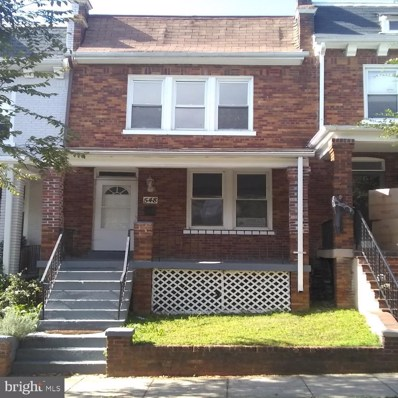 548 23RD Place NE, Washington, DC 20002 - #: DCDC493342