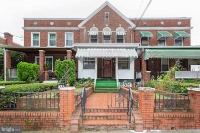 428 Oglethorpe Street NW, Washington, DC 20011 - MLS#: DCDC493506