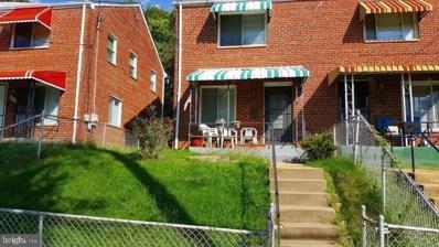 672 Brandywine Street SE, Washington, DC 20032 - MLS#: DCDC494456