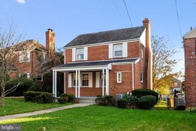 1246 Van Buren Street NW, Washington, DC 20012 - #: DCDC496558